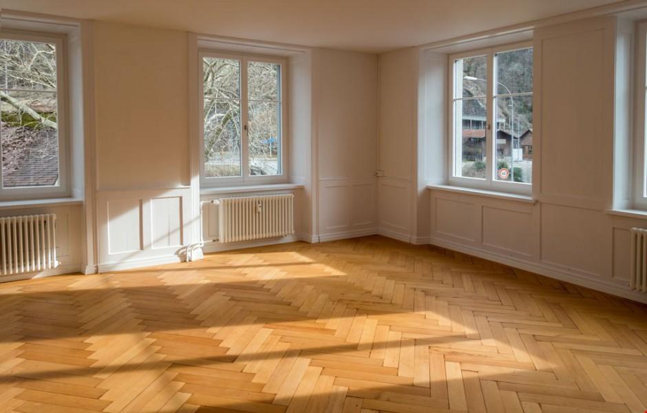 Miete: wunderschöne renovierte Altbauwohnung