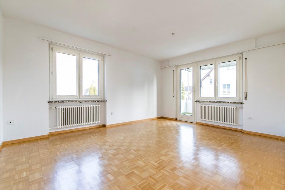 Miete: Wohnung an zentraler und doch ruhiger Lage