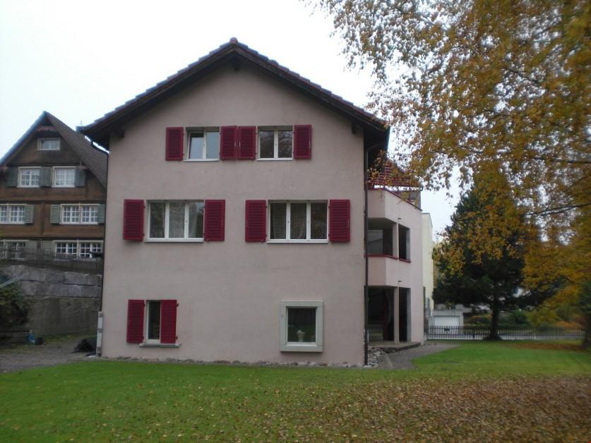 Miete: schöne Wohnung in ländlicher Lage