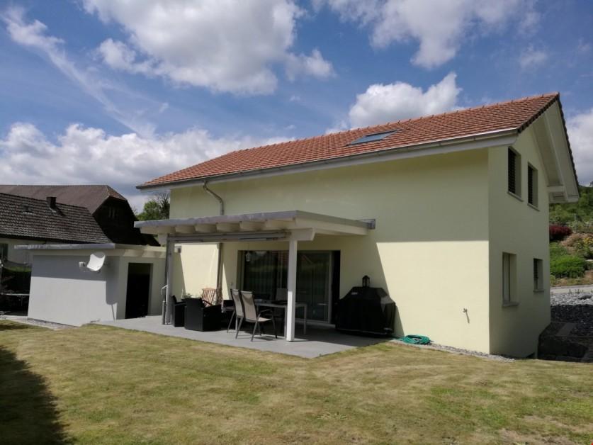 Einfamilienhaus am Wolfbachblick