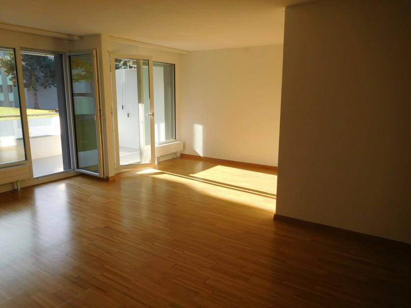 Miete: Moderne Wohnung mit grosszügigem Grundriss
