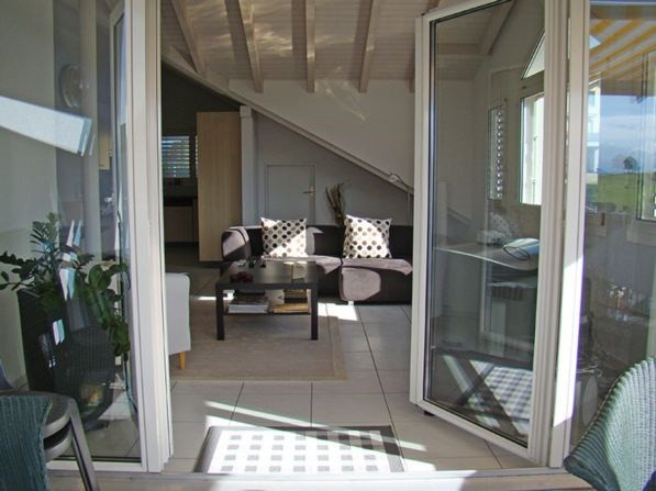 moderne 3 1 2 zimmer wohnung mit grossem balkon in ober geri alosen nabhome ch. Black Bedroom Furniture Sets. Home Design Ideas