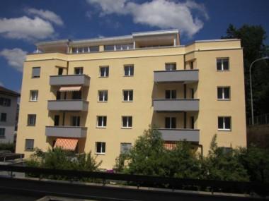 ***Wohnen am Gütschwald, 4-Zimmerwohnung***