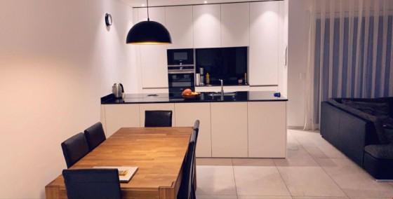 Wohnzimmer/Esszimmer/Küche