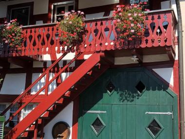 2.5 Zimmer-Maisonnette-Wohnung in Hemishofen