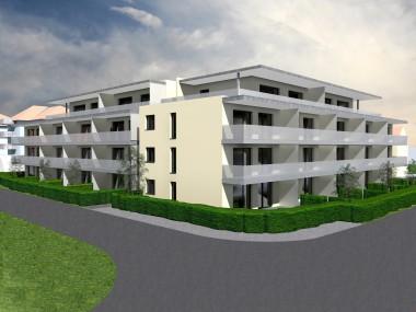 2.5 Zimmer Wohnungen Attika, Wohnüberbauung Breite II