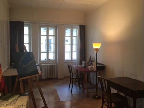 2 Räume mit Cachet als Büro, Atelier oder Kanzlei