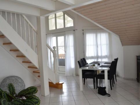 2-Zimmer-Dachwohnung mit Balkon