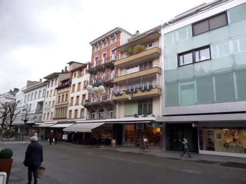 2-Zimmerwohnung im Stadtzentrum
