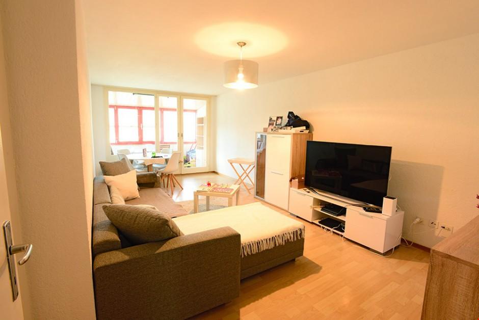 3 5 zi wohnung f r kurzentschlossene immoscout24. Black Bedroom Furniture Sets. Home Design Ideas