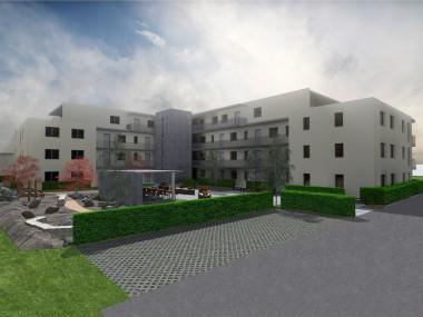 3.5 Zimmer Wohnungen Attika, Wohnüberbauung Breite II