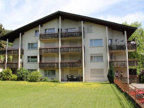 3.5-Zimmerwohnung mit Balkon