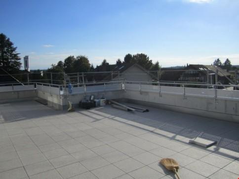 3 Zimmer Attika Neubauwohnung mit 60 m2 Terrasse