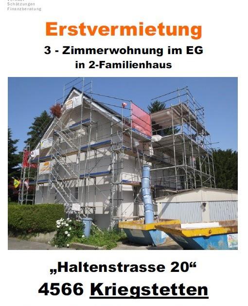 3 zimmerwohnung erstvermietung im parterre immoscout24 for Parterrewohnung mieten