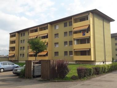 3-Zimmerwohnung eventuell inkl. Hauswartstelle