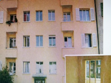 3 Zimmerwohnung Nähe Eigerplatz