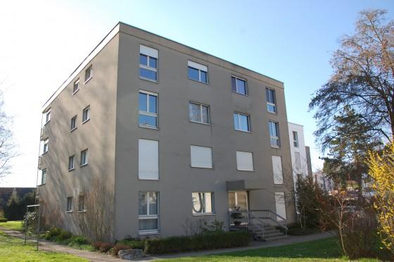 Fassadenansicht Hausvorderseite