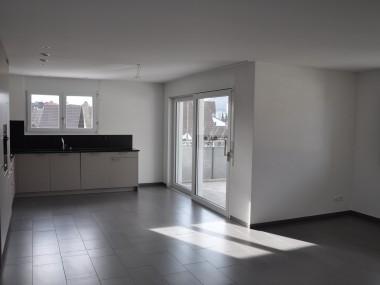 4.-5-Zi.-Wohnungen in Erstvermietung Ziegelhofstrasse