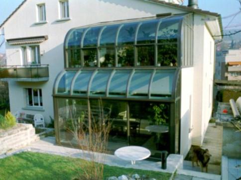 4 1/2 Zimmer Wohnung mit beheiztem Wintergarten