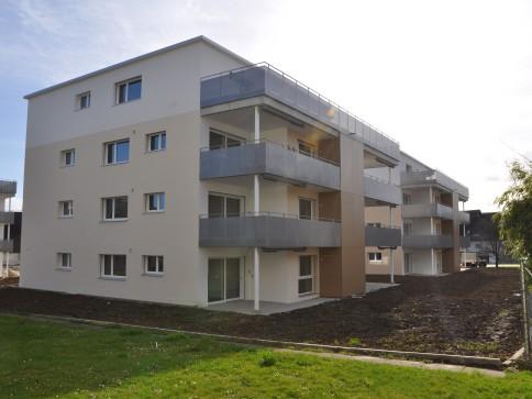 4.5-Zi.-Wohnungen in Erstvermietung Ziegelhofstrasse
