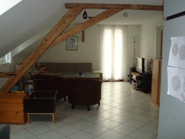 4.5-Zimmer-Dachwohnung an zentraler Lage