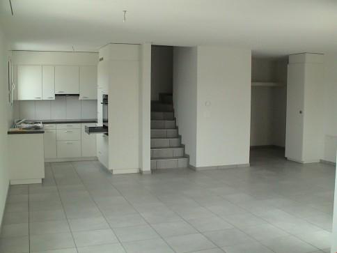 4.5 Zimmer Maisonette-Wohnung in Kaisten - zentral, modern