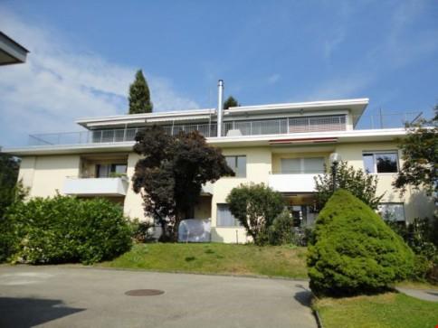 4,5 Zimmer-Wohnung/1.OG mit Cheminée und Balkon