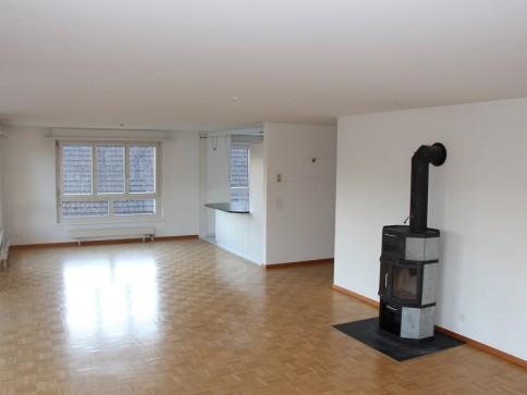 4.5-Zimmerwohnung (170 m2) in Inwil zu vermieten