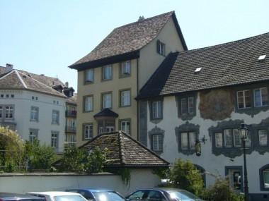 4-Zimmer-Wohnung 2. OG in der Altstadt
