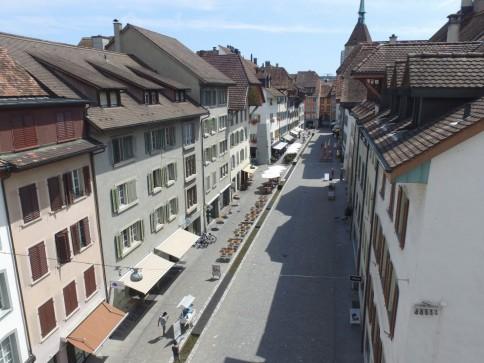 4-Zimmerwohnung in der schönen Altstadt von Aarau