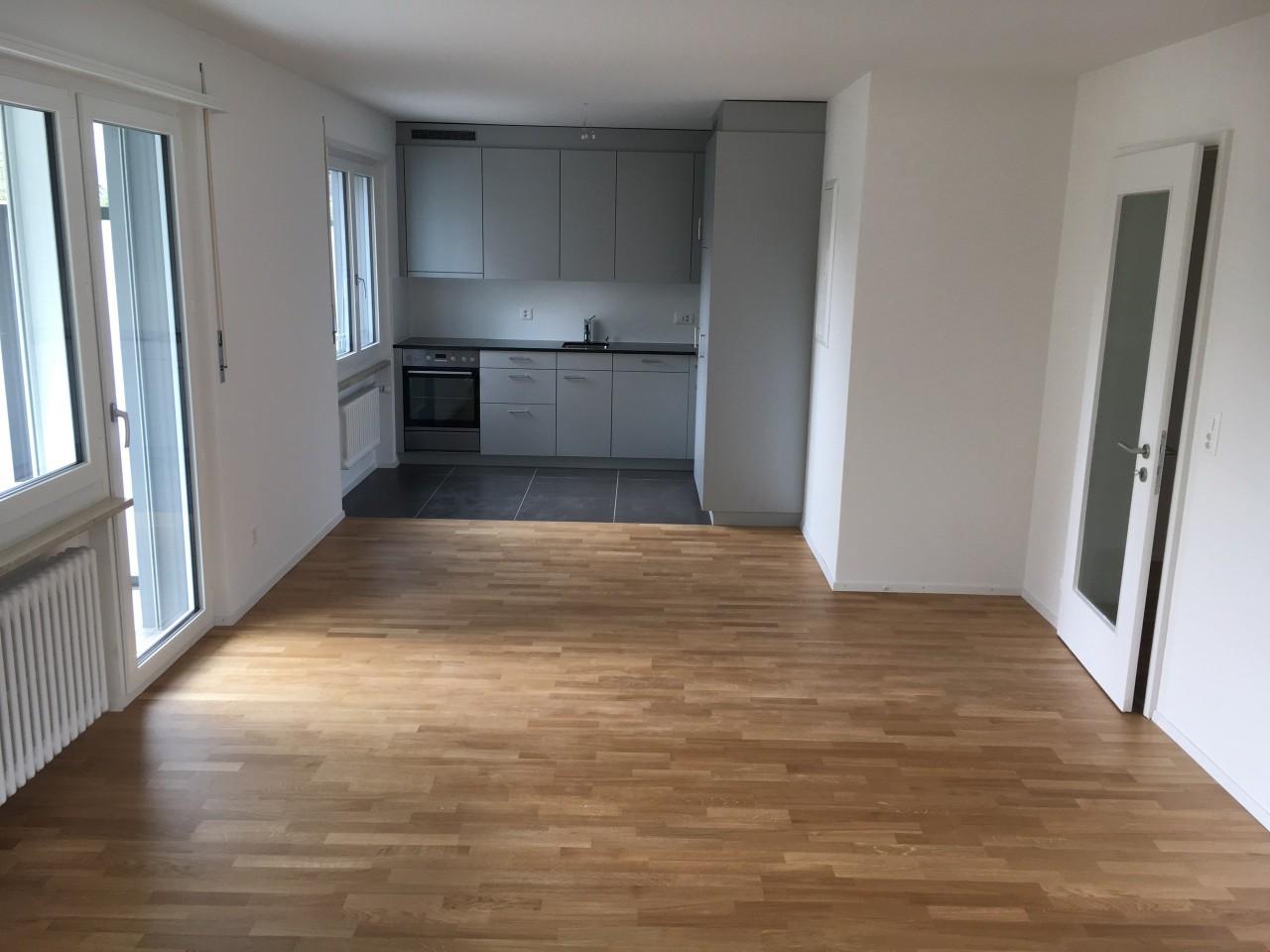 4 Zimmerwohnung In Neu Renovierter Liegenschaft Immoscout24