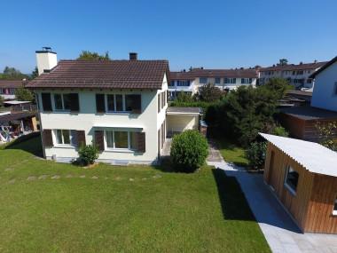 5.5 Zi.-EFH in Rickenbach-Sulz mit schönem Umschwung