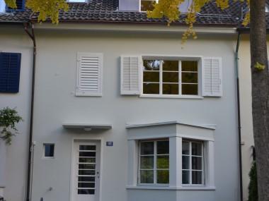 7-Zimmer-Reihen-EFH an ruhiger Lage auf dem beliebten Bruderholz