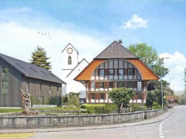 Altehrwürdiges Bauernhaus inklusive Neubauprojekt