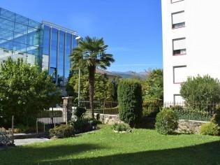 Appartamento con giardino a pochi passi dal centro