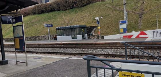 Gare de la sarraz a 10.min de Renens