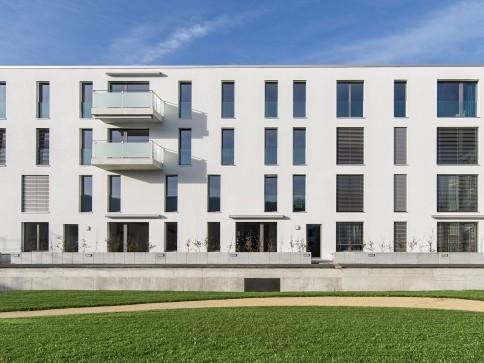 Appartements neufs de 5.5 pièces à Delémont, rue Emile-Boéchat/Voirnet