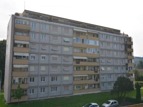 Attikawohnung mit 2 Balkonen und atemberaubender Fernsicht