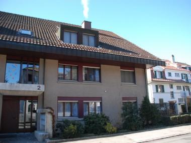 Attraktive Dachwohnung mit Galerie in der Elfenau