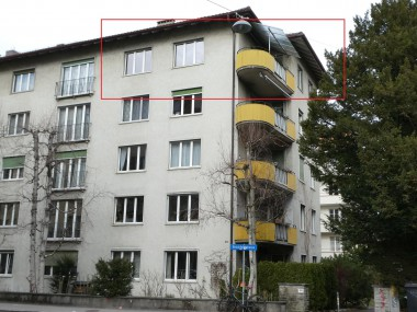 Attraktive Lage im Brückfeld (Länggasse-Quartier), Bern