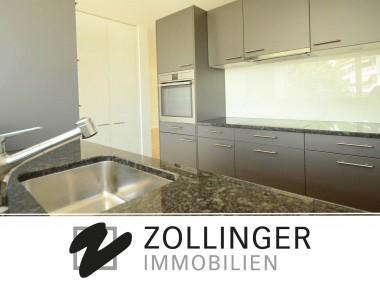Attraktive und moderne Wohnung im Grünen