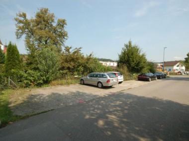 Aussenparkplätze im Zentrum von Mellingen