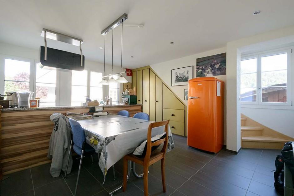 aussergew hnliche wohnung f r junge und jung gebliebene immoscout24. Black Bedroom Furniture Sets. Home Design Ideas