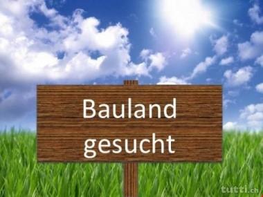 BAULAND GESUCHT !!!