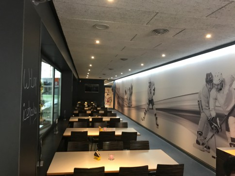 Bistro-Restaurant - Eishalle Düdingen