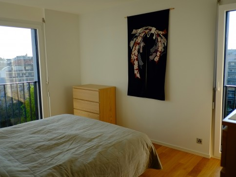 Bright and comfortable new-built apartment with great views of Salève