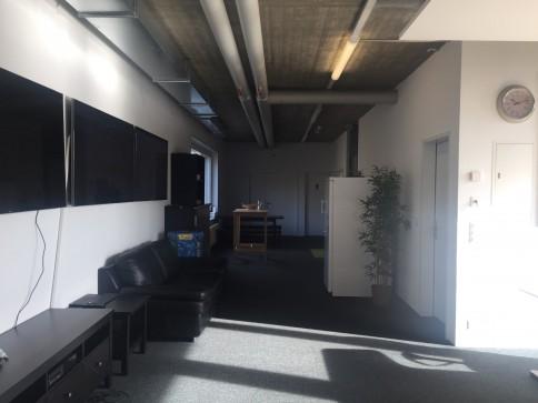 Büroräumlichkeiten mit grosser Terasse an der Länggasse per 1.9.2017