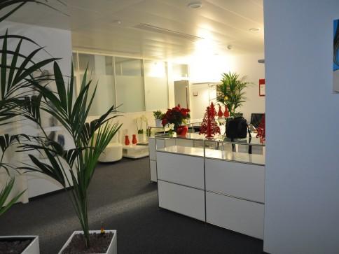 Bureau Genève Aéroport - 3 à 4 postes de travail