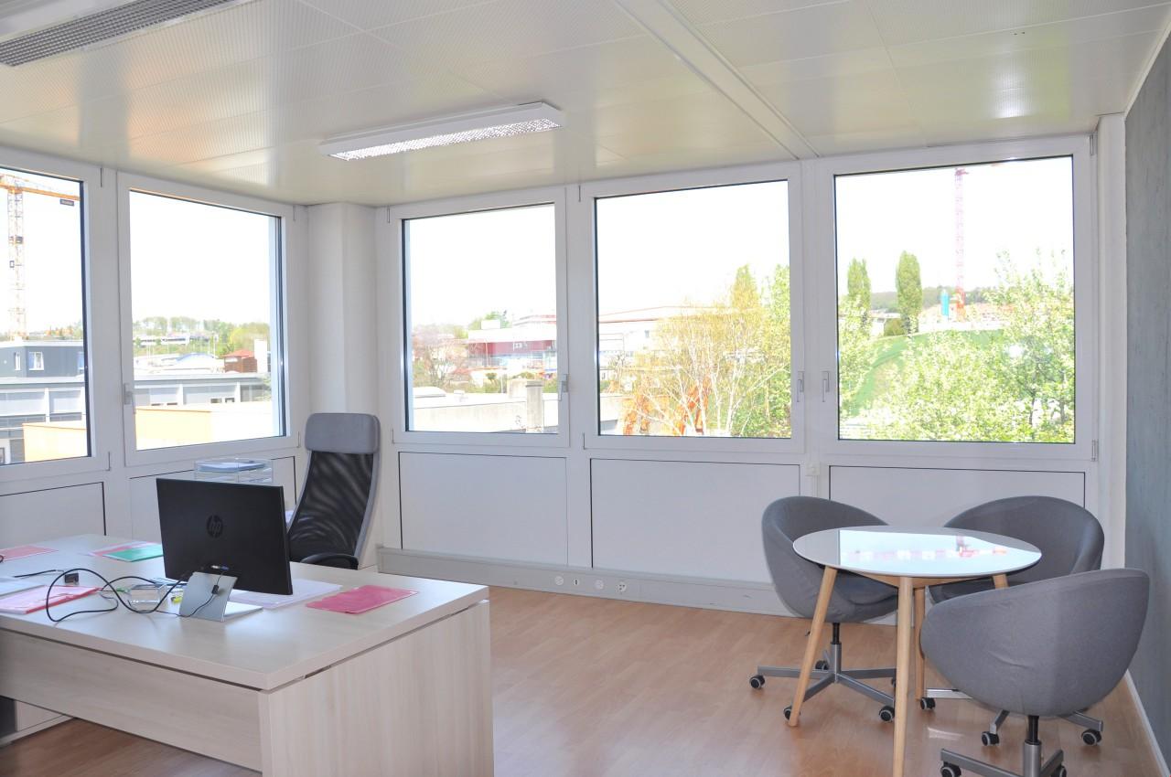 Bureaux locaux de 154 m2 à louer à crissier. immoscout24