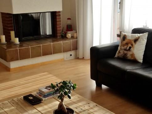 charmante, helle 3.5-Zi. Wohnung mit Cheminée